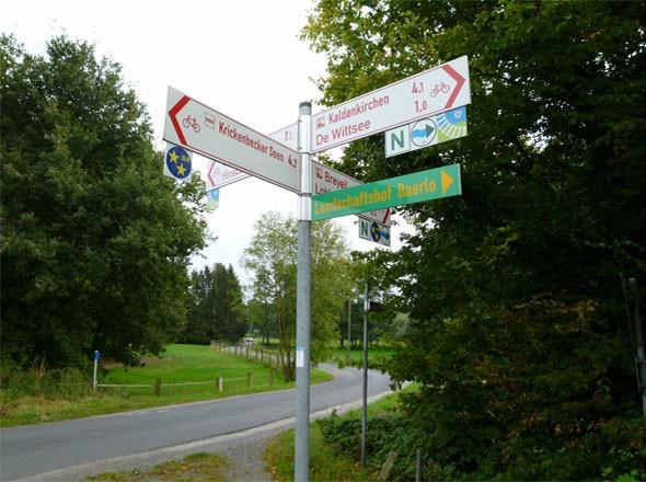 Radeln und Wandern in Nettetal - Niederrhein-Tourismus - Ferien Freizeit in Nettetal