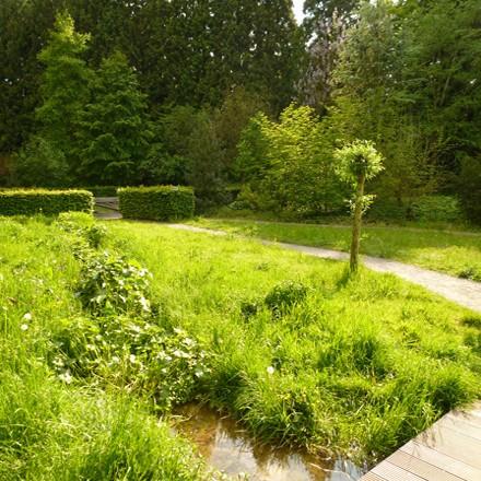 Wassergarten im Grenzwald Kaldenkirchen Nettetal