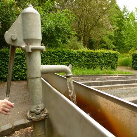 Geohydrologischer Wassergarten Grenzwald Kaldenkirchen