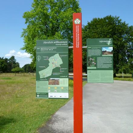 Wandern Radwandern Naturpark Schwalm-Nette - Naturschutzgebiet Brachter Wald