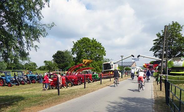 Landtourismus Agrotourismus am Niederrhein NRW Kreis Viersen Region Nettetal Venlo