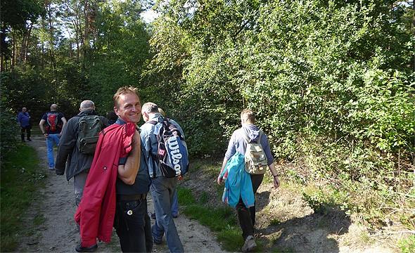 Wandern am Niederrhein NRW auf Premium Wanderwegen im Naturpark Maas-Schwalm-Nette