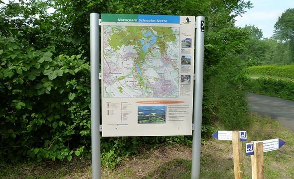Wanderwege mit Gütesiegel am Niederrhein im Naturpark Schwalm-Nette