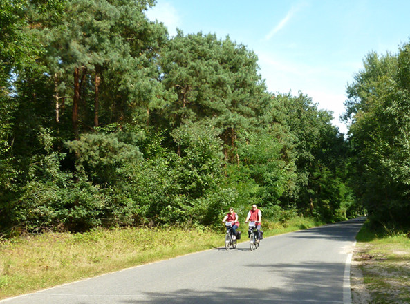 Radwandertipps Niederrhein NRW Kreis Viersen - Radeln in der Radelregion Niederrhein