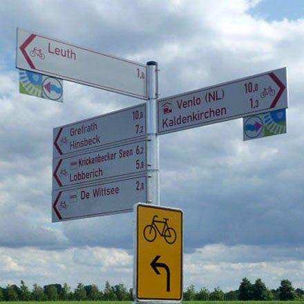 Radroutenplaner NRW - Bauernhof Urlaub NRW Flachshof Nettetal