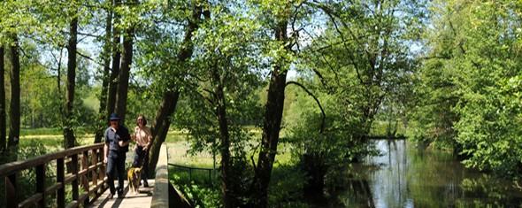 Auf Wassermuehlen-Entdeckungstour in der Wassermuehlenregion Naturpark Schwalm-Nette