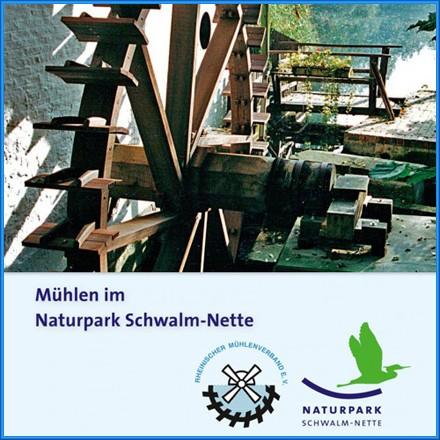 Muehlen im Naturpark Schwalm-Nette