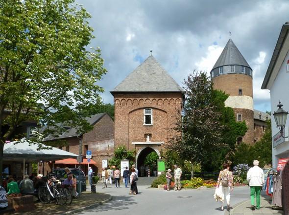 Freizeitaktivitaeten am Niederrhein - Museum Mensch und Jagd in Brueggen Niederrhein