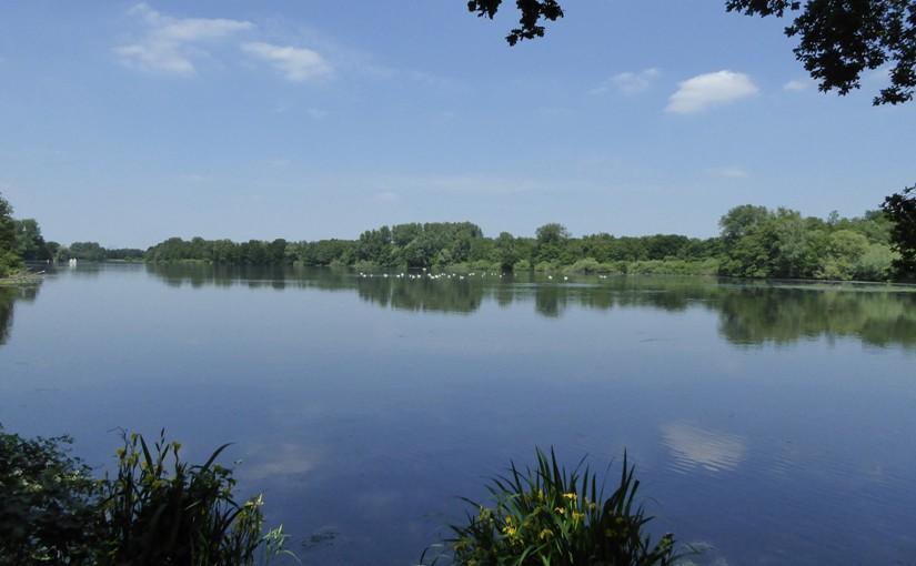 Freizeit und Erholung am Niederrhein an den Nettetaler Seen im Naturpark Schwalm-Nette