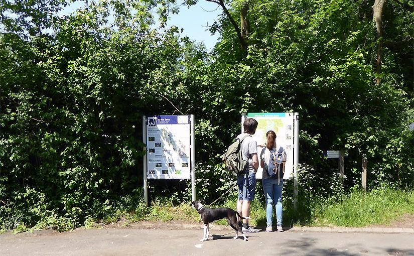Wandern am Niederrhein - Wandern zwischen Rhein und Maas an den Nette Seen in Nettetal