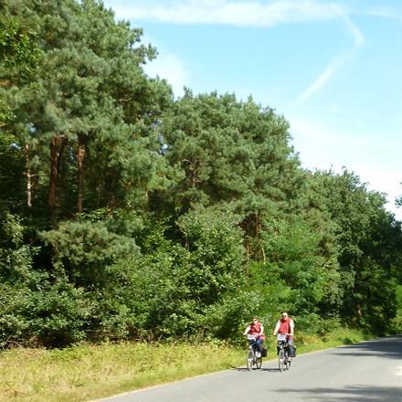 Urlaub mit dem Fahrrad am Niederrhein NRW - Flachshof Nettetal