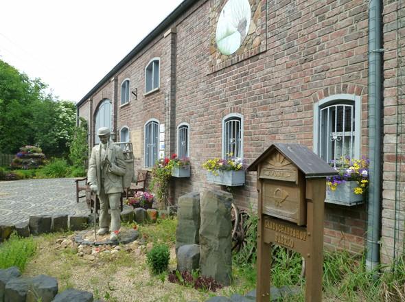 Landschaftshof Baerlo - Besucherzentrum der Arbeitsgemeinschaft Biotopschutz im Kreis Viersen e.V