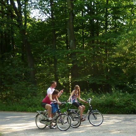 Radtour Niederrhein Niederrhein Radtouren NRW - Urlaub mit dem Fahrrad am Niederrhein