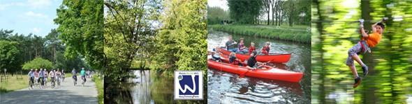 Freizeitaktivitäten am Niederrhein in der deutsch-niederlaendischen Grenzregion