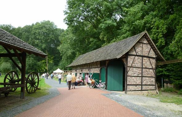 Freizeit am Niederrhein - Niederrheinisches Freilichtmuseum Grefrath