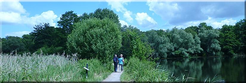 Premium Wanderwege im Erholungsgebiet Naturpark Schwalm-Nette