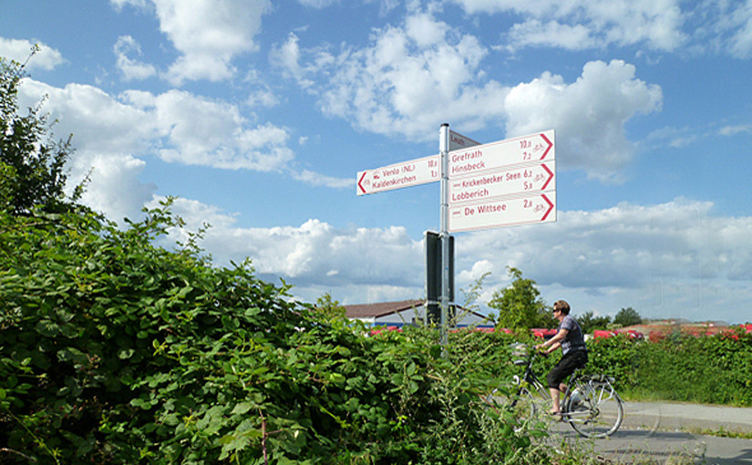 Aktivurlaub am Niederrhein - Erholen auf dem Flachshof Nettetal