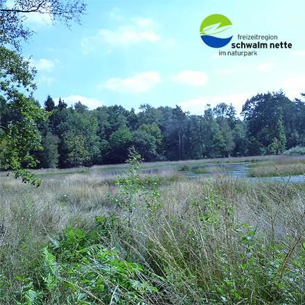 Freizeit und Erholung in der Freizeitregion Schwalm-Nette im Naturpark