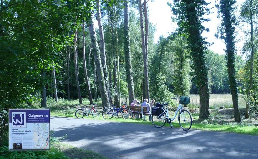 Urlaub im Naturpark Schwalm Nette - Freizeit und Erholung