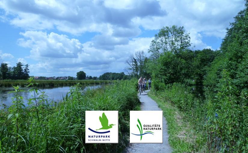 Naturpark Schwalm-Nette - Radwandern am Niederrhein - Qualitätspark am Niederrhein