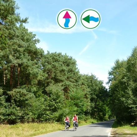 Radwandern auf der NiederrheinRoute