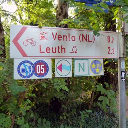 Herrensitz-Route an Maas und Niers Niederrhein