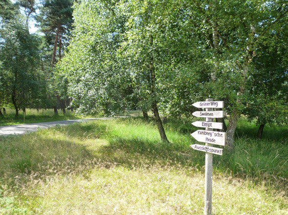Wanderroutenplaner NRW. Wandern am Niederrhein