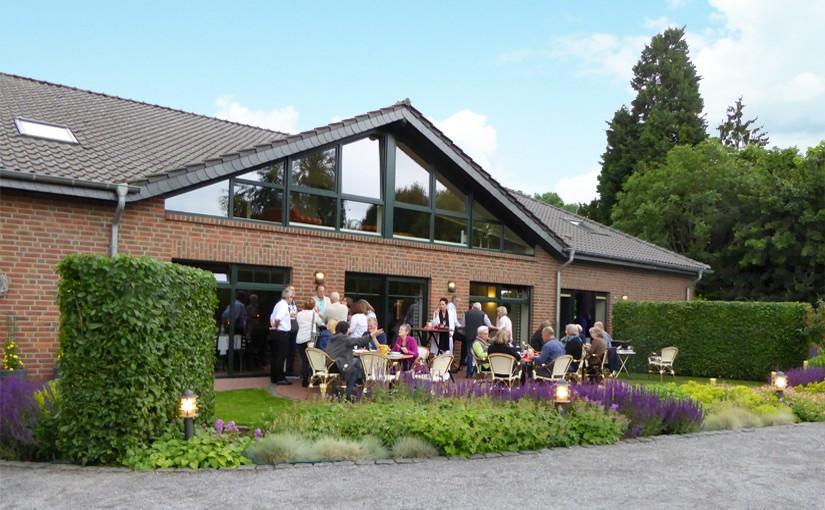 Feiern mit der Familie auf dem Bauernhof in Nettetal am Niederhein