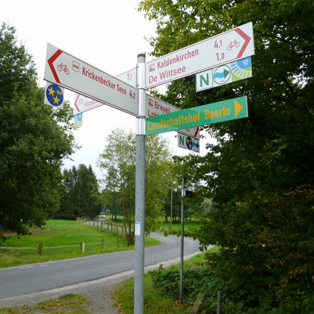 Radtour Niederrhein Niederrhein Radtouren NRW - Freizeitregion Niederrhein