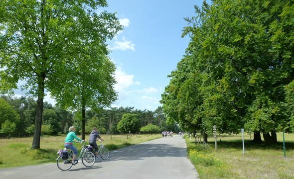 Erholung und Entspannung in Nettetal am Niederrhein im Naturpark Schwalm-Nette