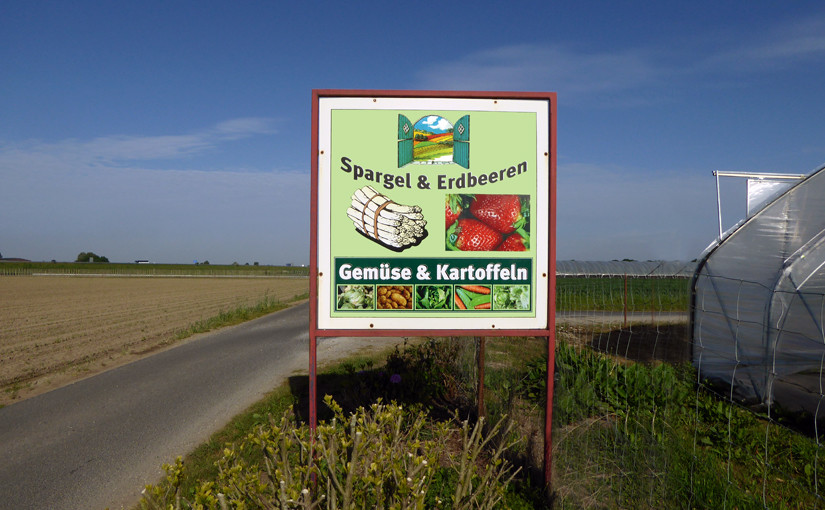 Gartenanbau in der Gartenbauregion Nettetal am Niederrhein NRW