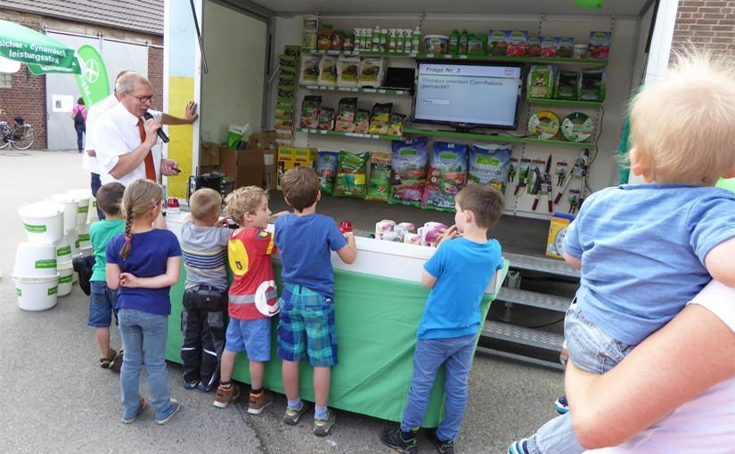 Wissenswertes aus der Landwirtschaft · Kinder-Quiz auf der Höfetour 2015 Nettetal Niederrhein Kreis Viersen