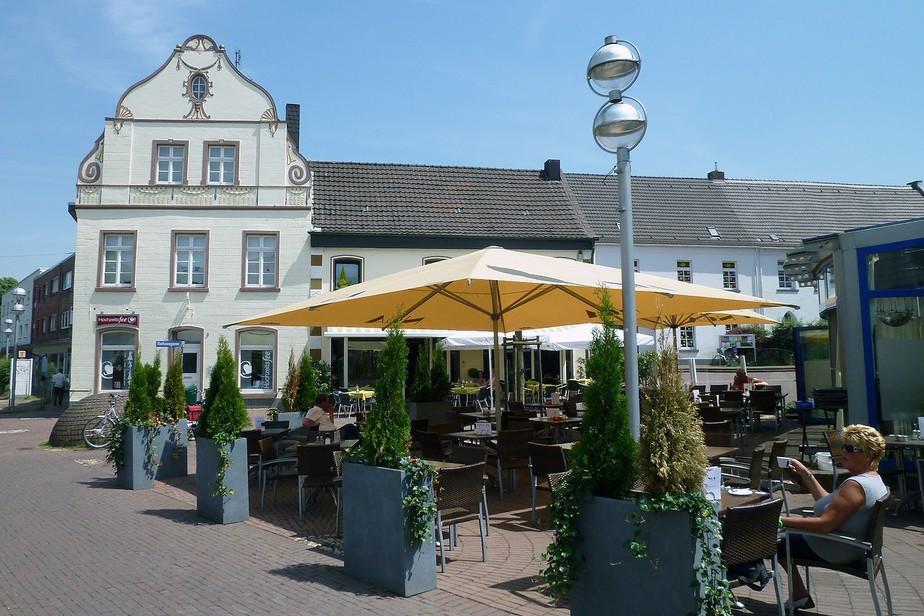 Freizeit am Niederrhein · Urlaub in Nettetal auf dem Flachshof