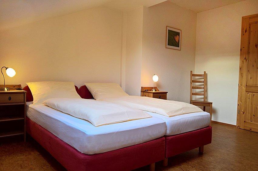 Flachshof Ferienwohnung Getreidemühle mit 3 Schlafzimmern
